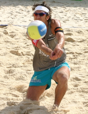 beach volley 2005 image 1